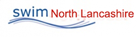 Swim North Lancashire logo and link to the website